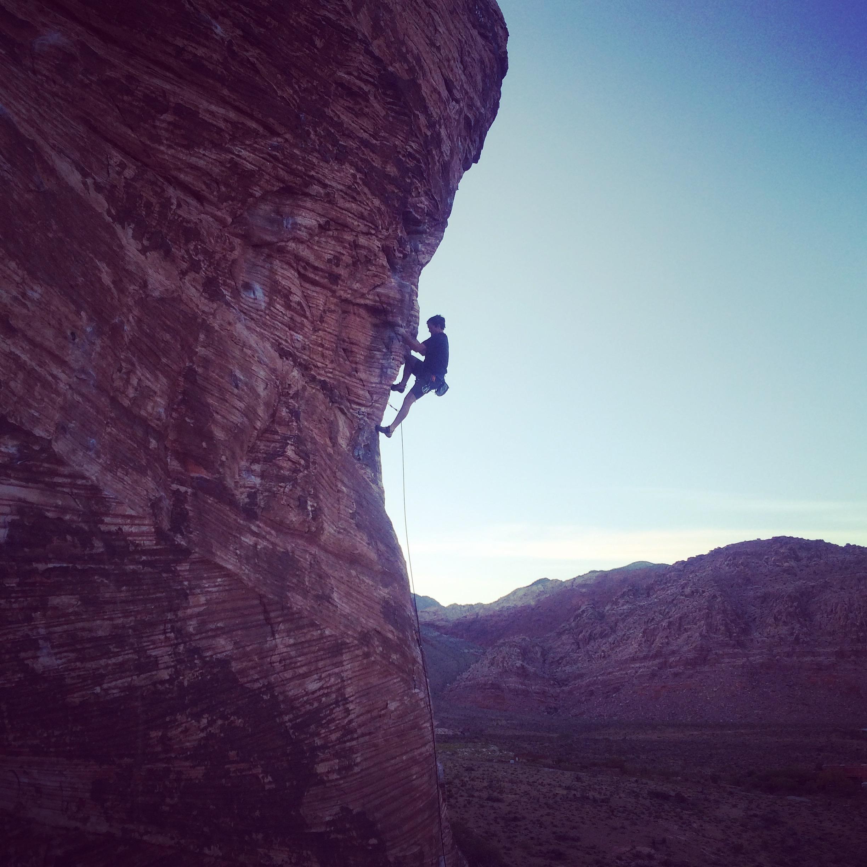 lee climbing