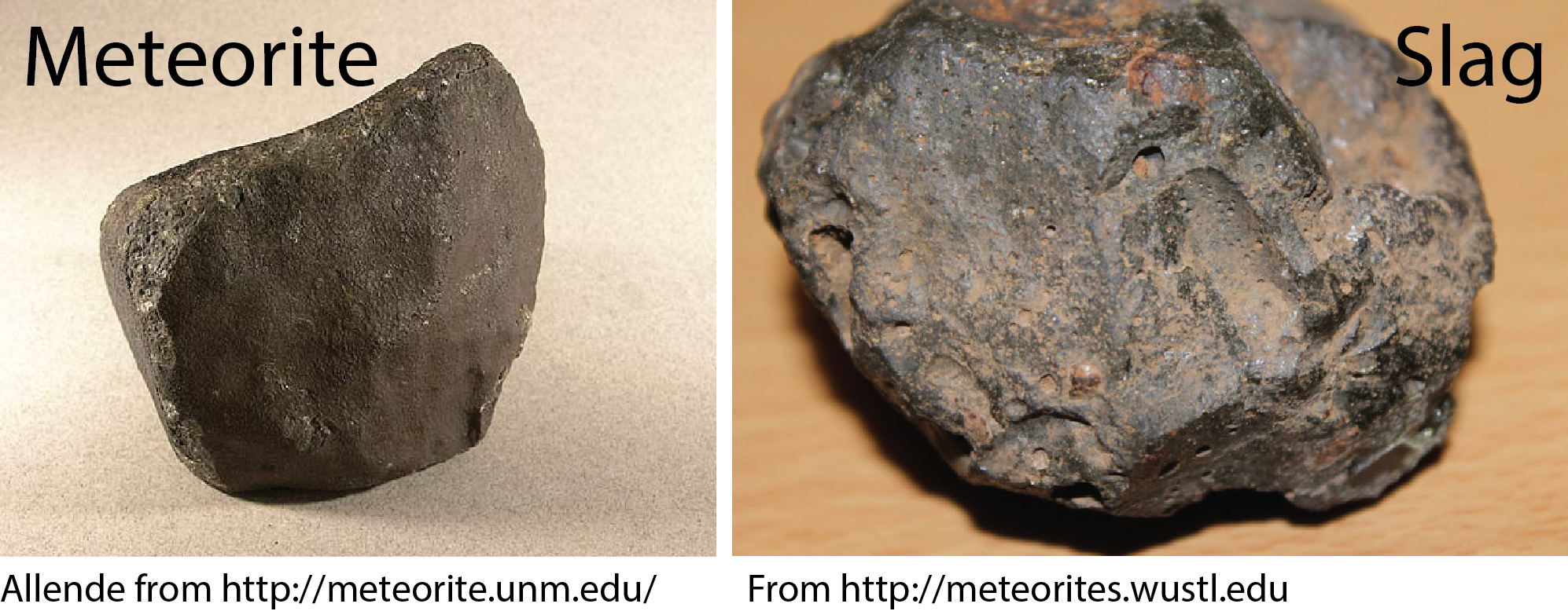What To Do If You Think That You Ve Found A Meteorite Unlv Geoscience